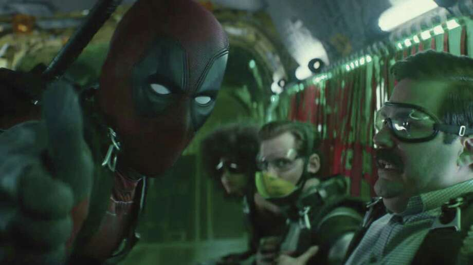 "Danny Minton said ""Deadpool 2"" is a bright star among 2018 movies."
