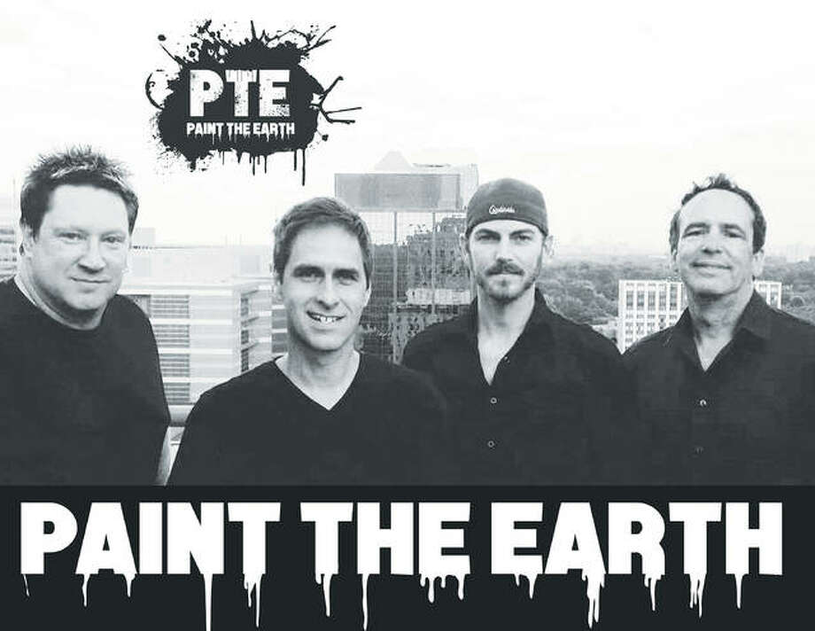 Paint The Earth will perform live on the Liberty Bank Alton Amphitheater stage during the Alton Food Truck Festival, presented by Sauce Magazine. The St. Louis-based band plays modern rock covers and dance covers. Photo: For The Telegraph