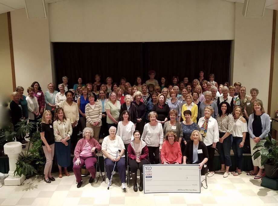 100 Women Who Care Albany has donated more than $100,000 to Capital Region nonprofits since its founding in 2016. (Submitted photo)