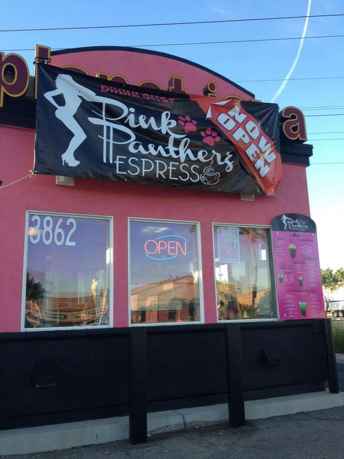 The Pink Pantherz location in Fresno. Click through the gallery for more photos. NOTE: Some photos contain material some may find explicit.