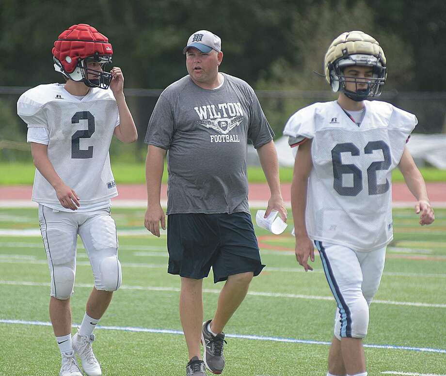 Warriors Year By Year: Geriak Joins Wilton High Football Staff