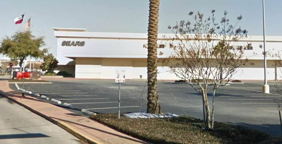 The Sears store today at Memorial City Mall. Photo: Google