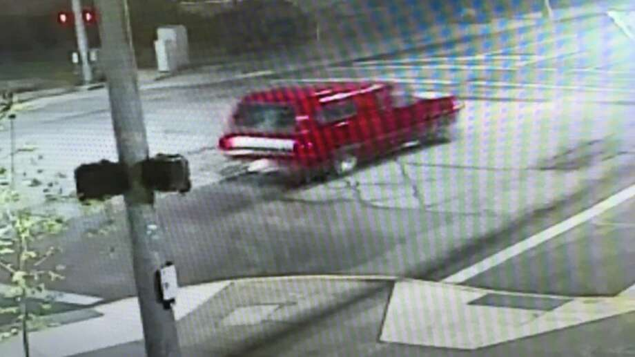 A truck suspected as part of a possible abduction in Olympia (Photo provided by Washington State Patrol) Photo: Komonews.com