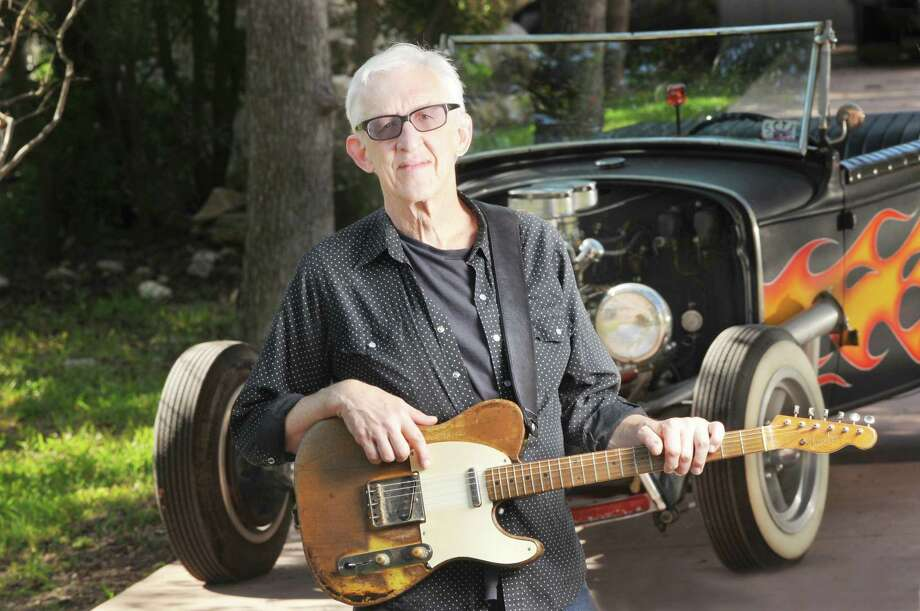 Guitar great Bill Kirchen will perform at the 2018 Blues, Views & BBQ Festival taking place over the Labor Day weekend at Westport's Levitt Pavilion. Photo: Contributed Photo / Contributed Photo / Norwalk Hour contributed