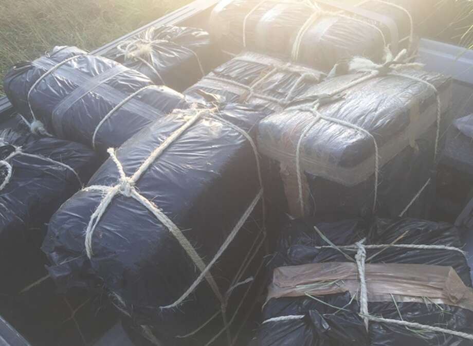 HUGE BUST: Border Patrol agent intercept drug smuggling attempt