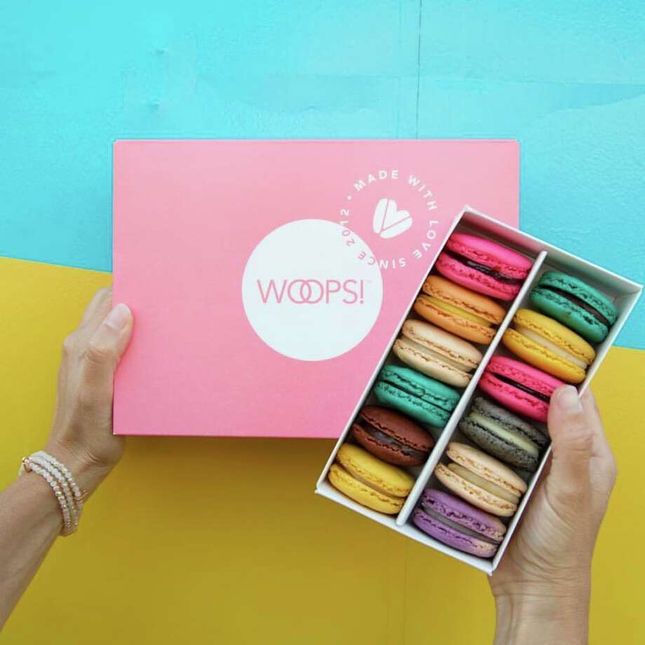 Woops!, a New York-based bakery specializing in macarons and other international pastries, has opened in Laredo. Photo: Courtesy Woops!