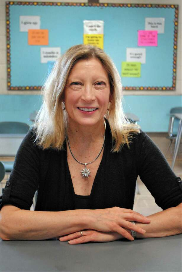 Long-time Broadview Middle School teacher and math team coach Ellen Meyers has been named Danbury Public Schools' 2018-19 Teacher of the Year. Photo: Contributed Photo / Hearst Connecticut Media / The News-Times Contributed