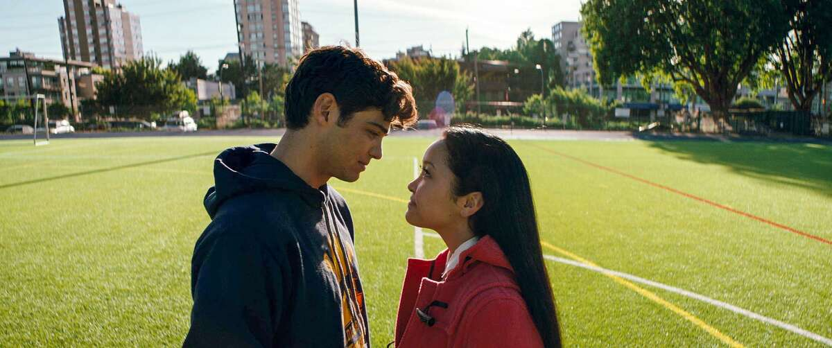"""Vietnamese American actress Lana Condor stars opposite Noel Centineo in the Netflix romantic comedy """"To All the Boys I've Loved Before."""""""