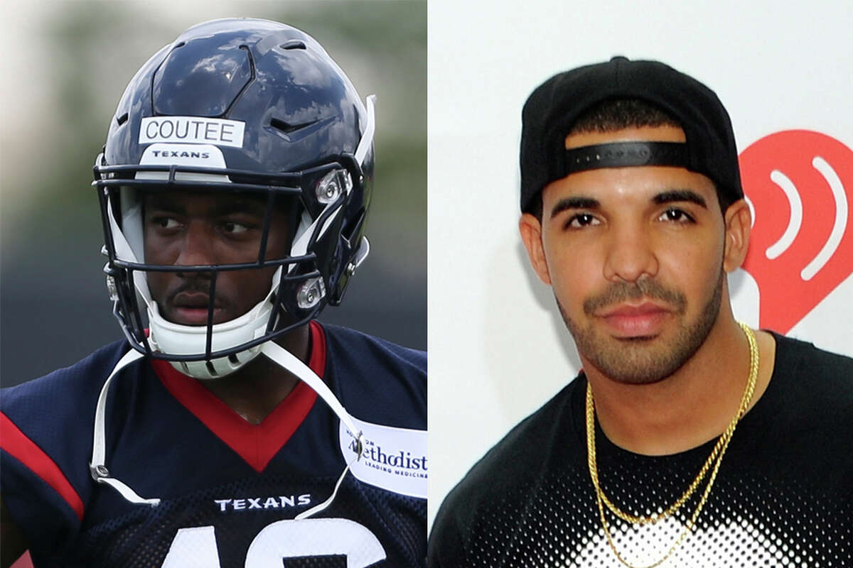 Texans' Keke Coutee tired of a certain Drake song