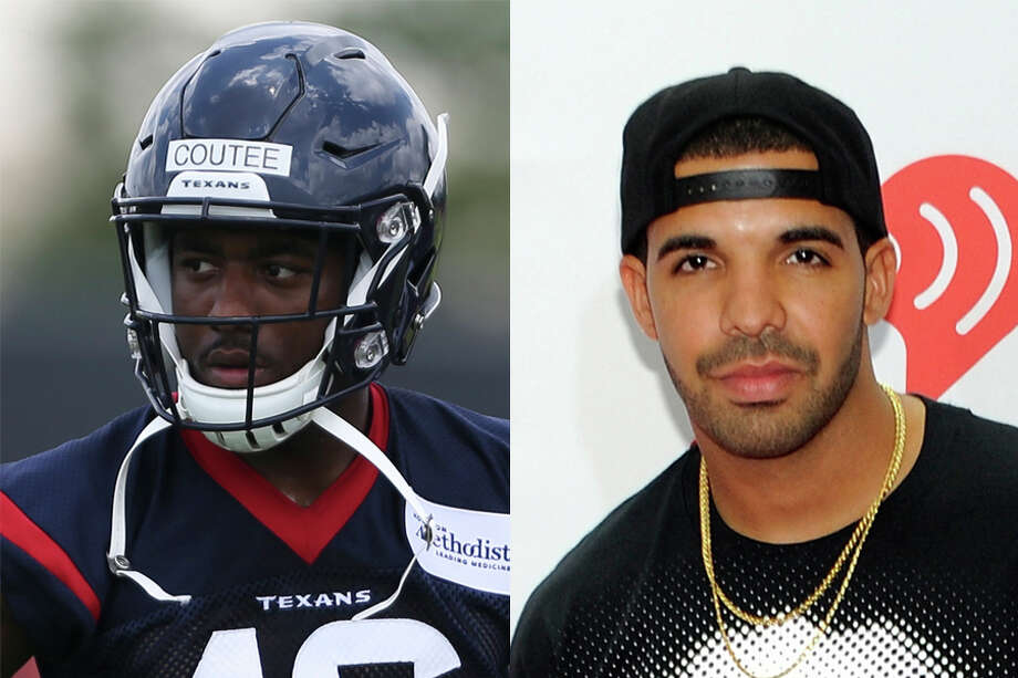 Texans receiver Keke Coutee wouldn't mind going a day without people singing a certain Drake song to him. Photo: Houston Chronicle File And Wire Photos