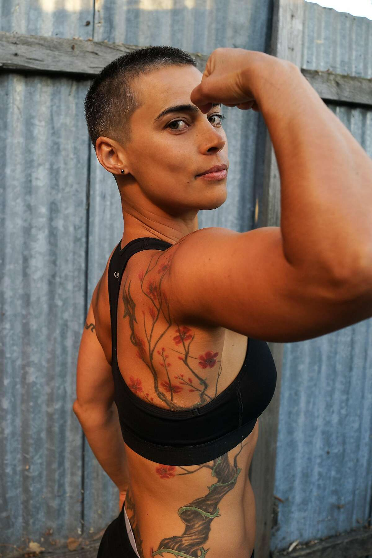 TRANS BODY BUILDER PROJECT, OAKLAND,CA AUGUST 2018