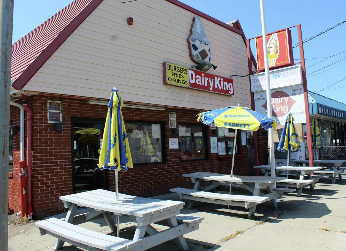 The Dairy King, located at 169 Main Street, has been targeted recently by people looking to steal the restaurant's used oil.