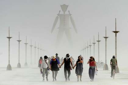 Burning Man organizers sue feds over fees of nearly $3 million a year