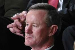 Admiral William McRaven, a former UT System chancellor, asked that his security clearance also be taken - in solidarity with John Brennan. A reader suggests a court martial.