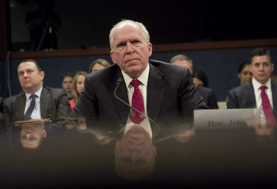 President Trump revoking the security clearance of former CIA director John Brennan transformed him from partisan hack to martyr. Photo: SAUL LOEB /AFP /Getty Images / AFP or licensors