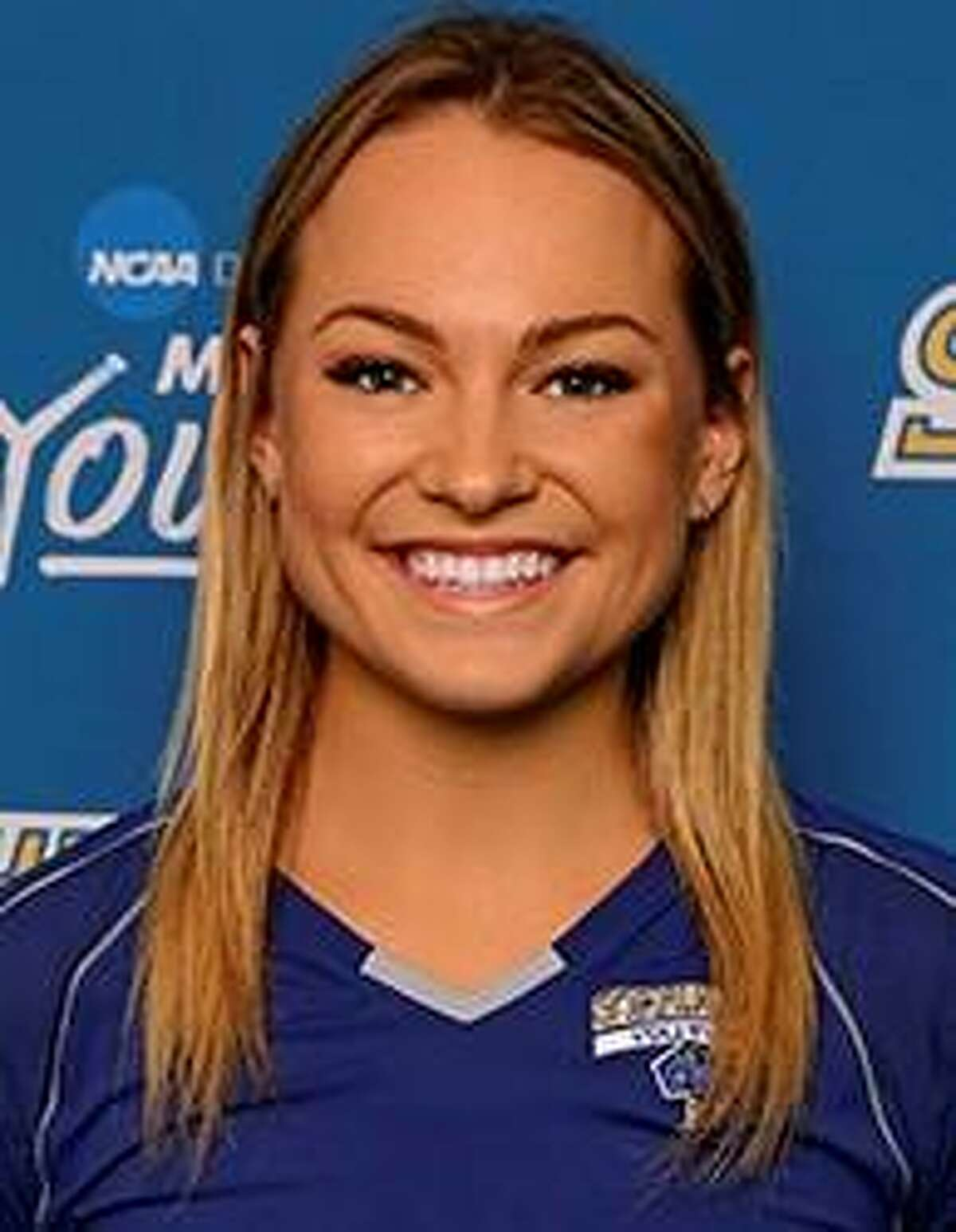 Katy graduate and St. Mary's University junior Channing Hankins earned first-team all-Heartland Conference honors with 373 kills, 76 digs and 37 blocks in 30 matches. She posted 26 in seven sets as the Rattlers won the conference tournament.