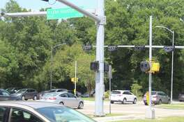 Before new permanent traffic signals can be activated, completing one of the two ongoing intersection improvement projects in Kingwood, new foundation has to be installed at the northwest corner of the West Lake Houston Parkway and Northpark Drive intersection, according to an update during the LHRA/TIRZ10 meeting on Aug. 23.