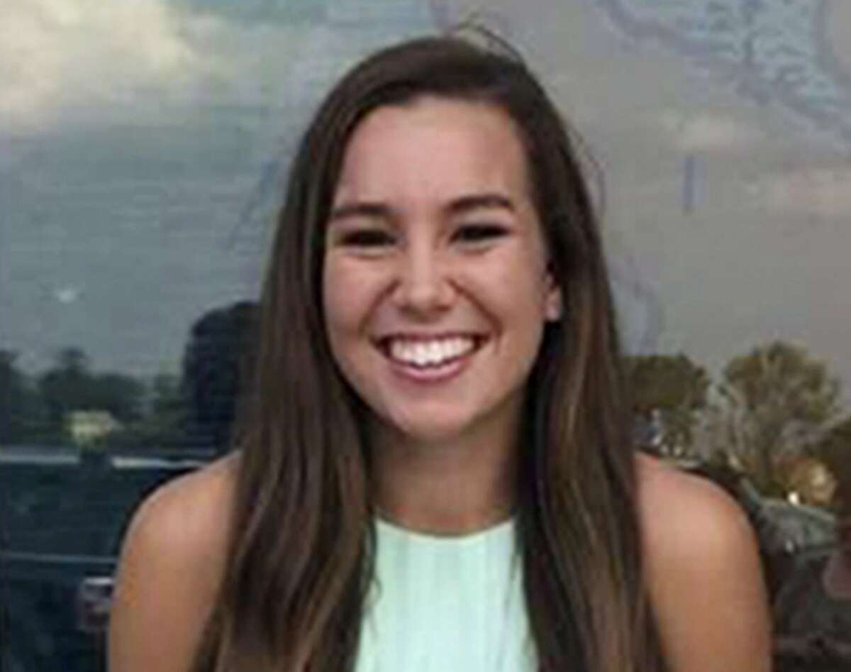 FILE - This undated file photo released by the Iowa Department of Criminal Investigation shows Mollie Tibbetts, a University of Iowa student who was reported missing from her hometown in the eastern Iowa city of Brooklyn on Thursday, July 19, 2018. The reward for the safe return Tibbetts has ballooned to $260,000. Crime Stoppers of Central Iowa said Sunday, Aug. 5, that relatives of Tibbetts believe she's alive but has potentially been kidnapped. (Iowa Department of Criminal Investigation via AP, File)