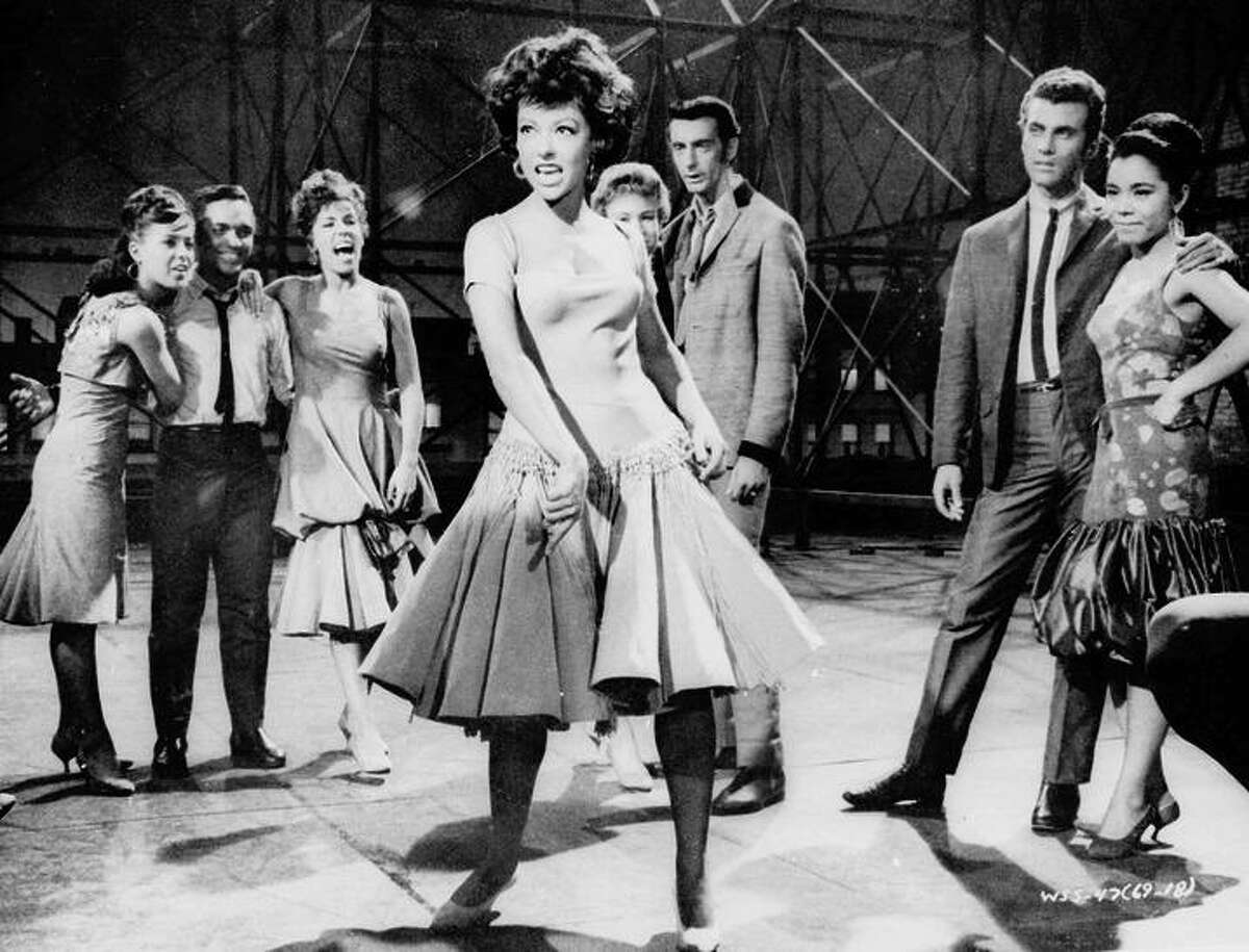 The 1961 musical won 10 Academy Awards, including Rita Moreno's for supporting actress.