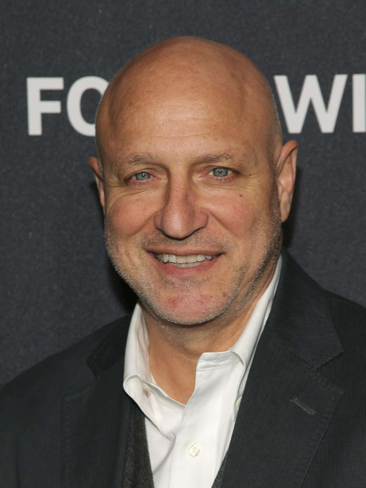 In this April 5, 2016, file photo, Tom Colicchio attends the Food & Wine 2016 Best New Chefs Party at Event Block in New York.