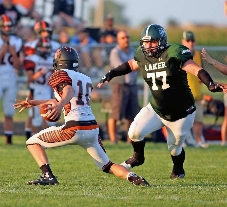 EPBP 36, Hudson 6 Photo: Paul P. Adams/Huron Daily Tribune