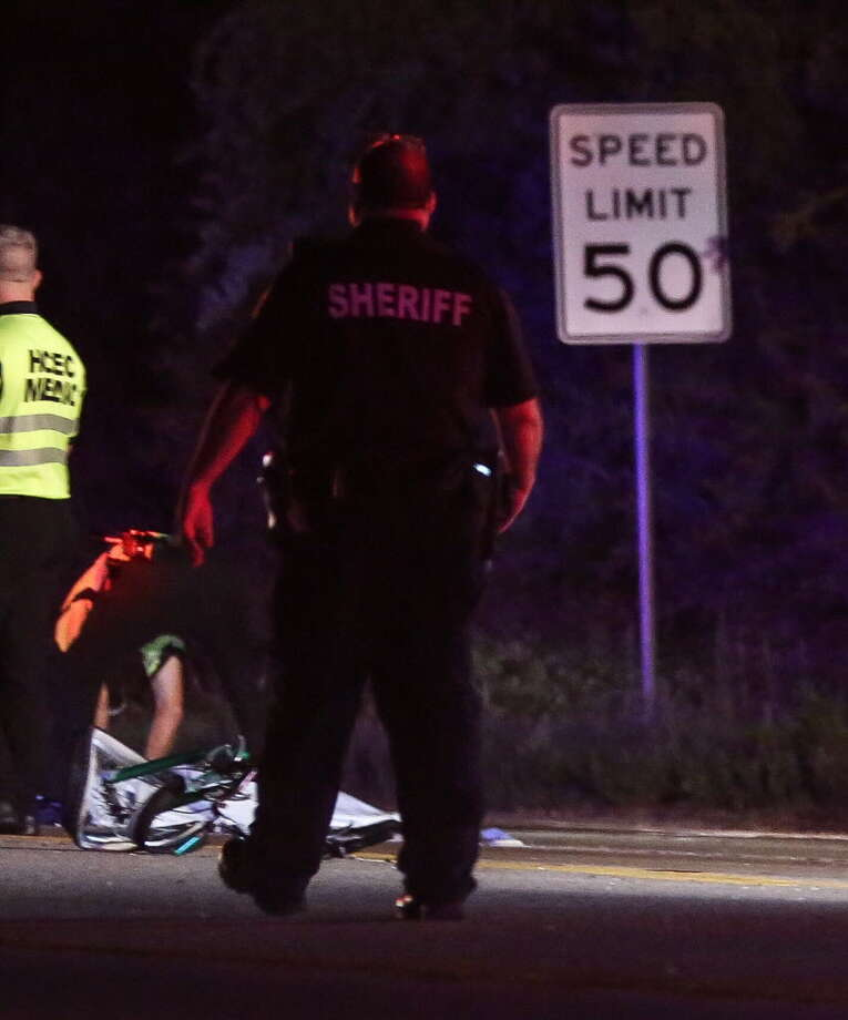 Bicyclist Hit, Killed By Car In North Harris County