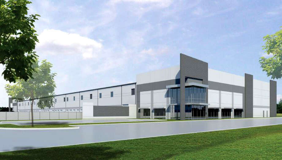 Thompson 10 Logistics Center, a project of Investment & Development Ventures and Sealy & Co., will offer 390,000 square feet of distribution space at Interstate 10 and Thompson Road in Baytown. Photo: CBRE