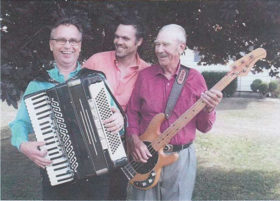 The members of the Johnny Prill Band are Johnny, Christopher and John Prill. (Submitted Photo)