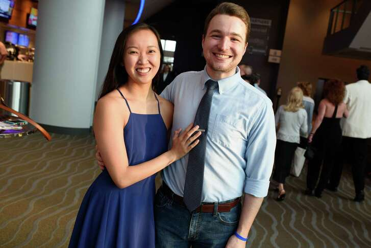 Fans of Tony Bennett at The Smart Financial Centre at Sugar Land on Thursday, August 23, 2018