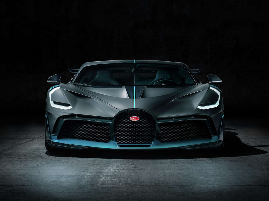 Only 40 Bugatti Divo models will be made, and they are all spoken for. Photo: Bugatti / JW Photography