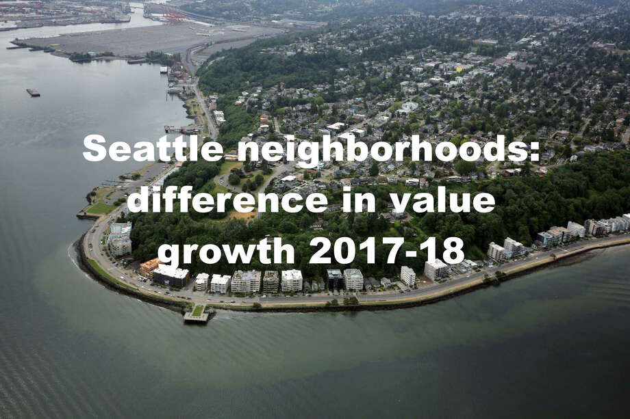 How much difference in value was there for Seattle neighborhoods between 2017 and 2018? Click through to see what Zillow's latest report said. Photo: P-I / SEATTLEPI.COM