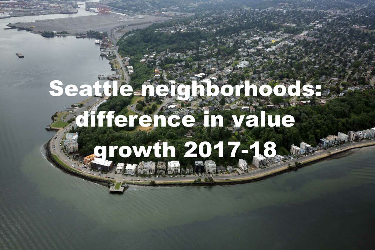 How much difference in value was there for Seattle neighborhoods between 2017 and 2018? Click through to see what Zillow's latest report said.