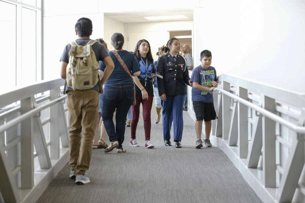 24. High School For Law and JusticeTexas rank: No. 73National rank: No. 516Houston ISD