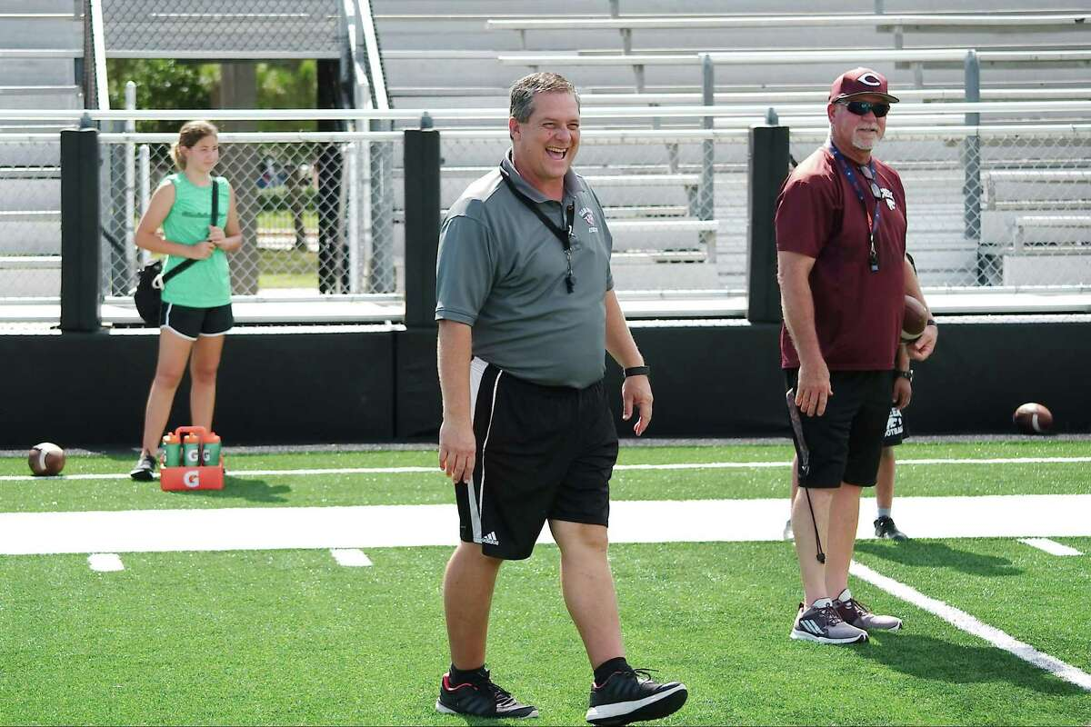 Clear Creek head football coach Dwayne Lane hopes his offense can carry the Wildcats to a few early wins while a youthful Wildcat defense develops.