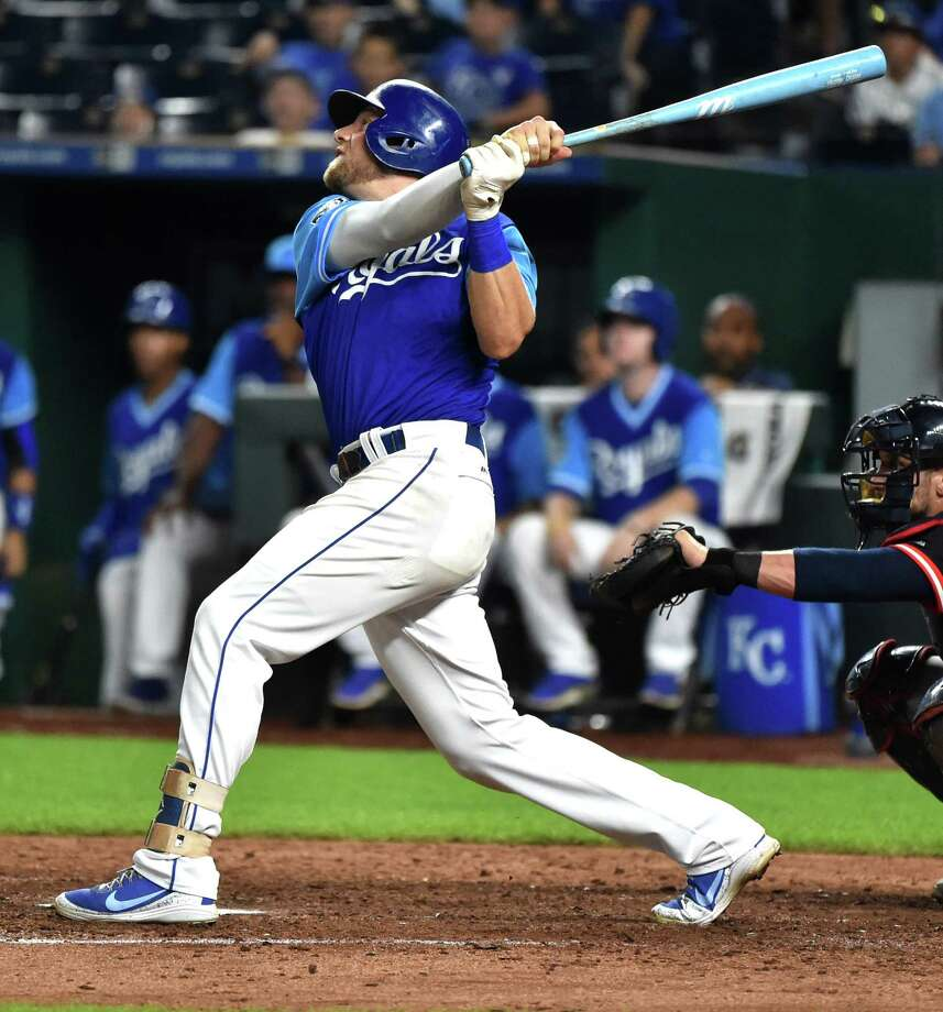 6fa1d8c0305 Royals give Indians  closer a rude sendoff - Times Union
