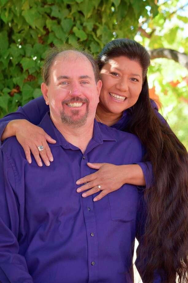 Scott Hebner and Paula Shattuck