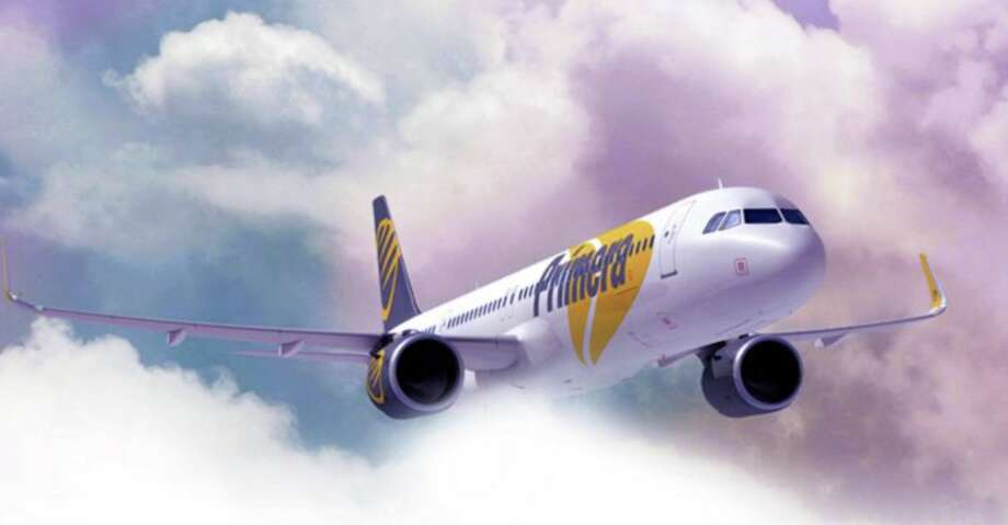 Low-cost Primera Air will start flying to Brussels from three U.S. cities in 2019. (Image: Primera Air) Photo: Primera