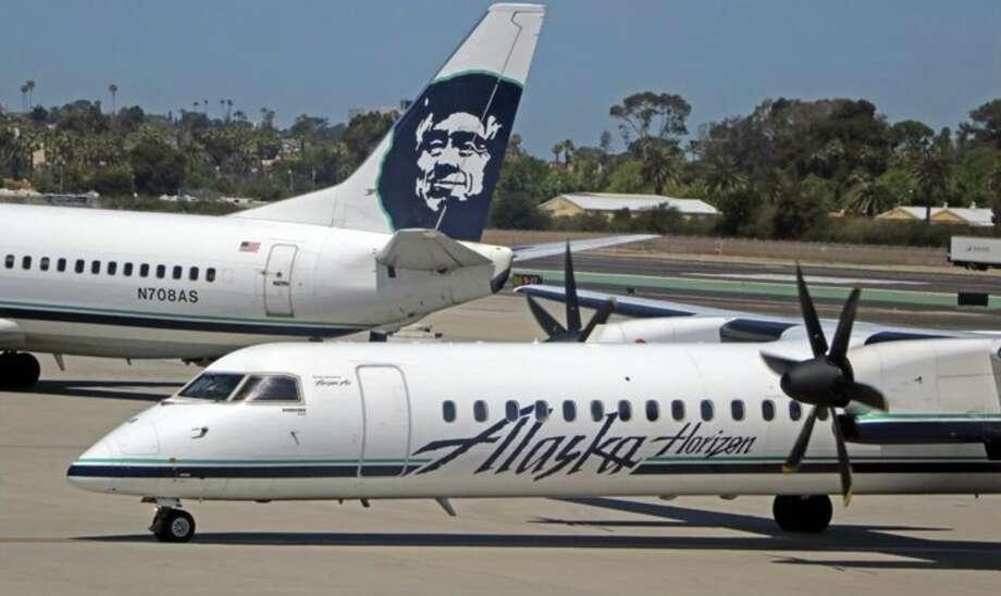 Alaska is ending Horizon Air service from San Jose to Eugene. (Image: Jim Glab) Photo: Alaska Air