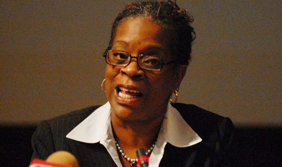 "State Treasurer Denise L. Nappier: We've ""turned a corner"" in the state's fiscal crisis. Photo: /"