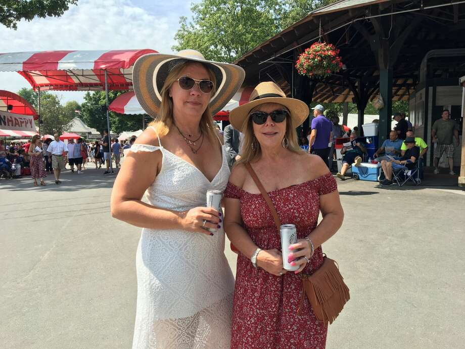 Were you Seen on Travers Day at Saratoga Race Course on Saturday, Aug. 25, 2018? Photo: Karissa Becker