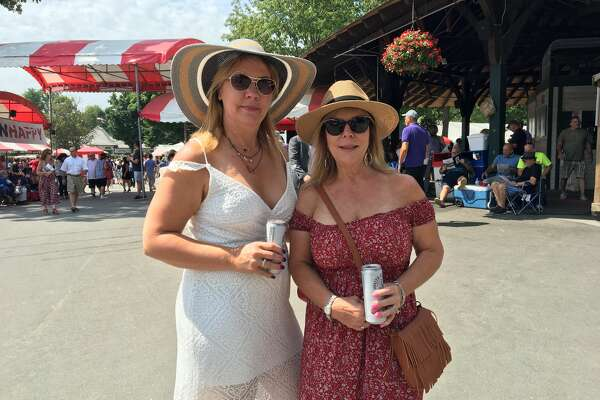 Were you Seen on Travers Day at Saratoga Race Course on Saturday, August 25, 2018?