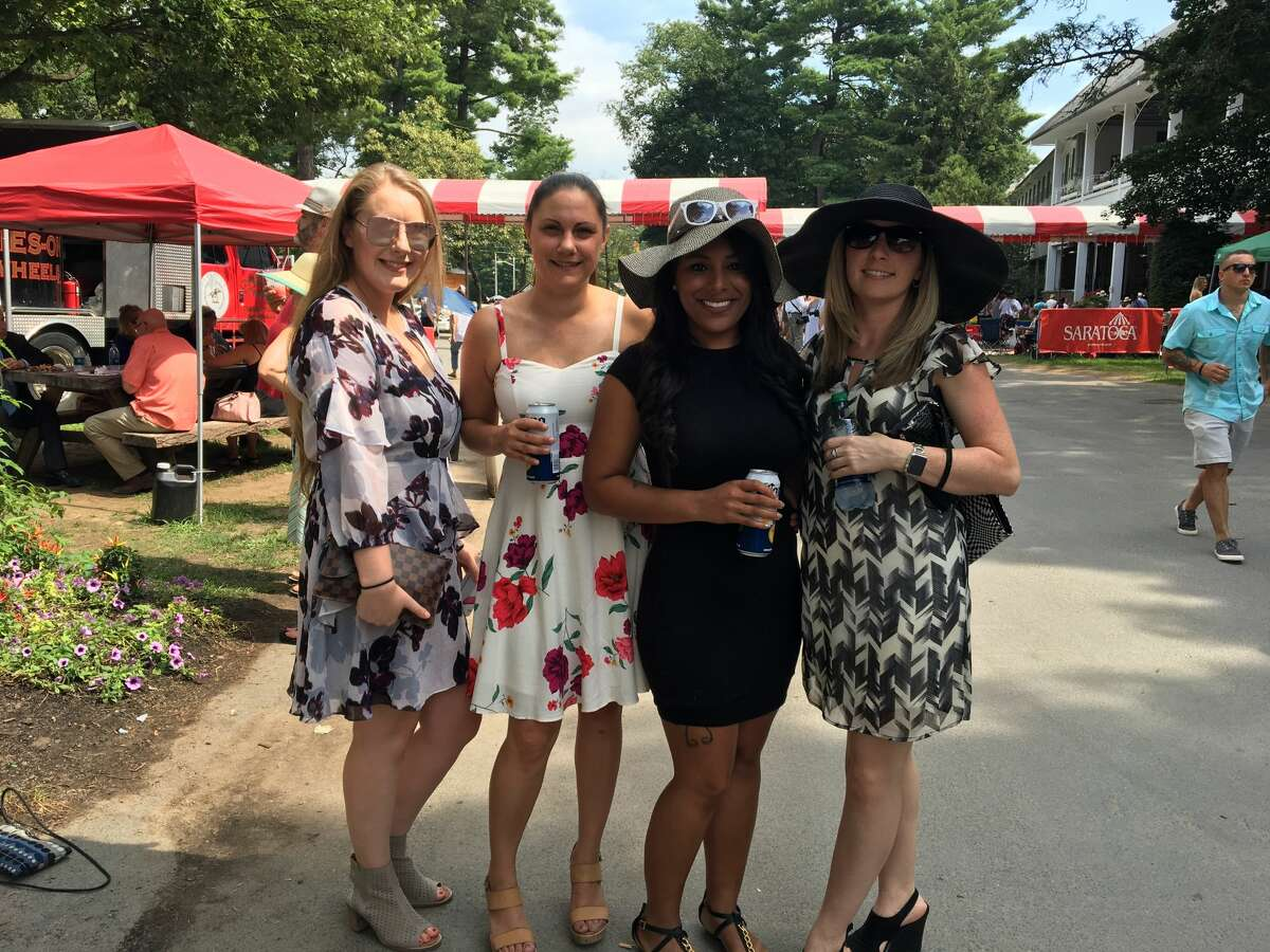 Were you Seen on Travers Day at Saratoga Race Course on Saturday, Aug. 25, 2018?