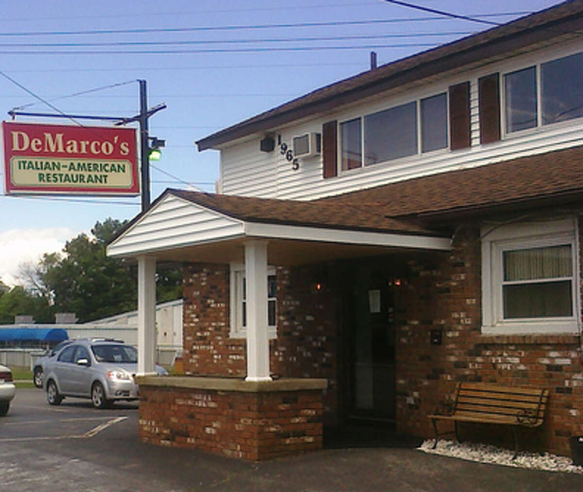 DeMarco's Restaurant at 1965 Central Ave. in Colonie.