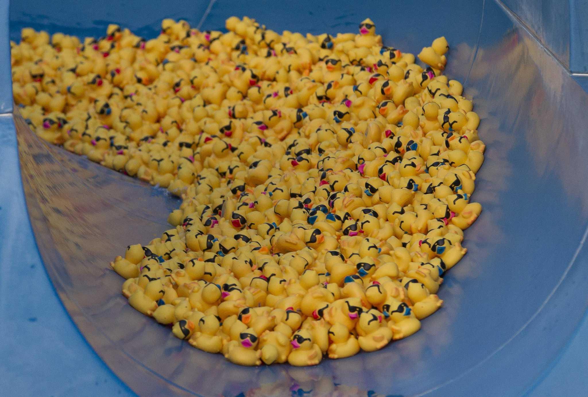 Little rubber ducks raise big money for Crisis Assistance Center ...