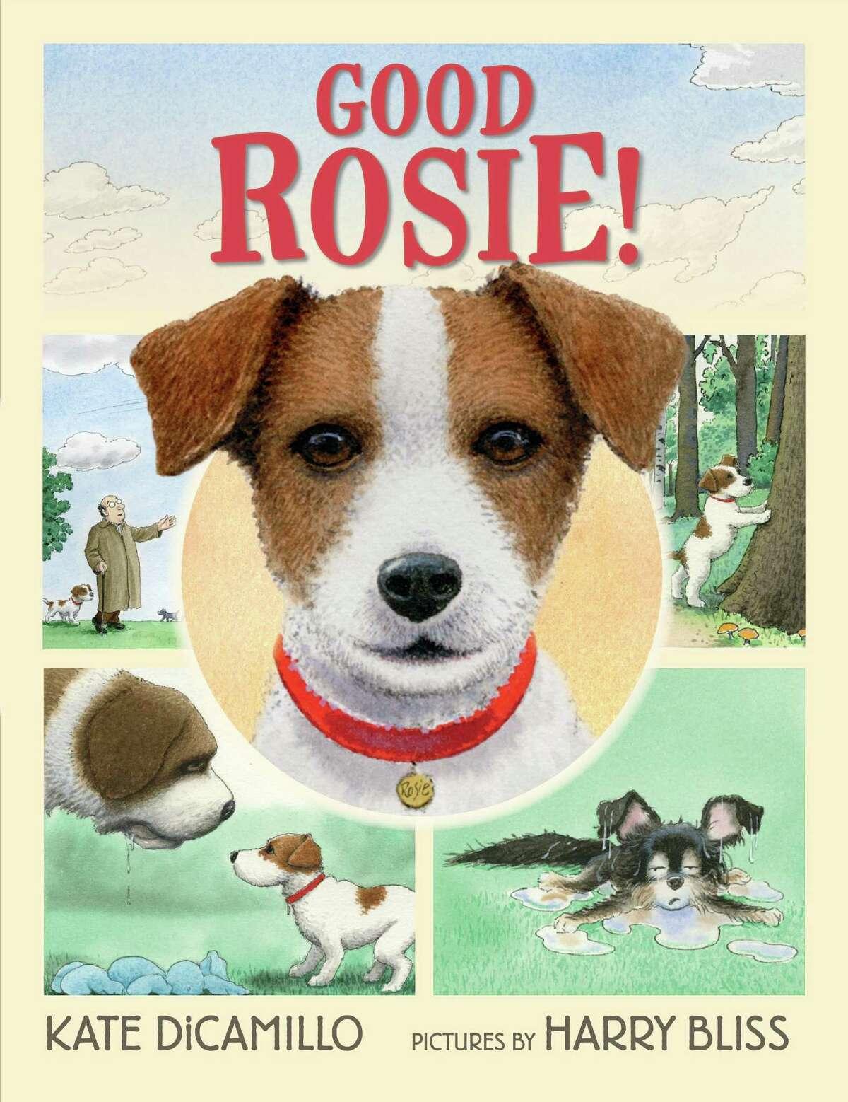 """""""Good Rosie!"""""""
