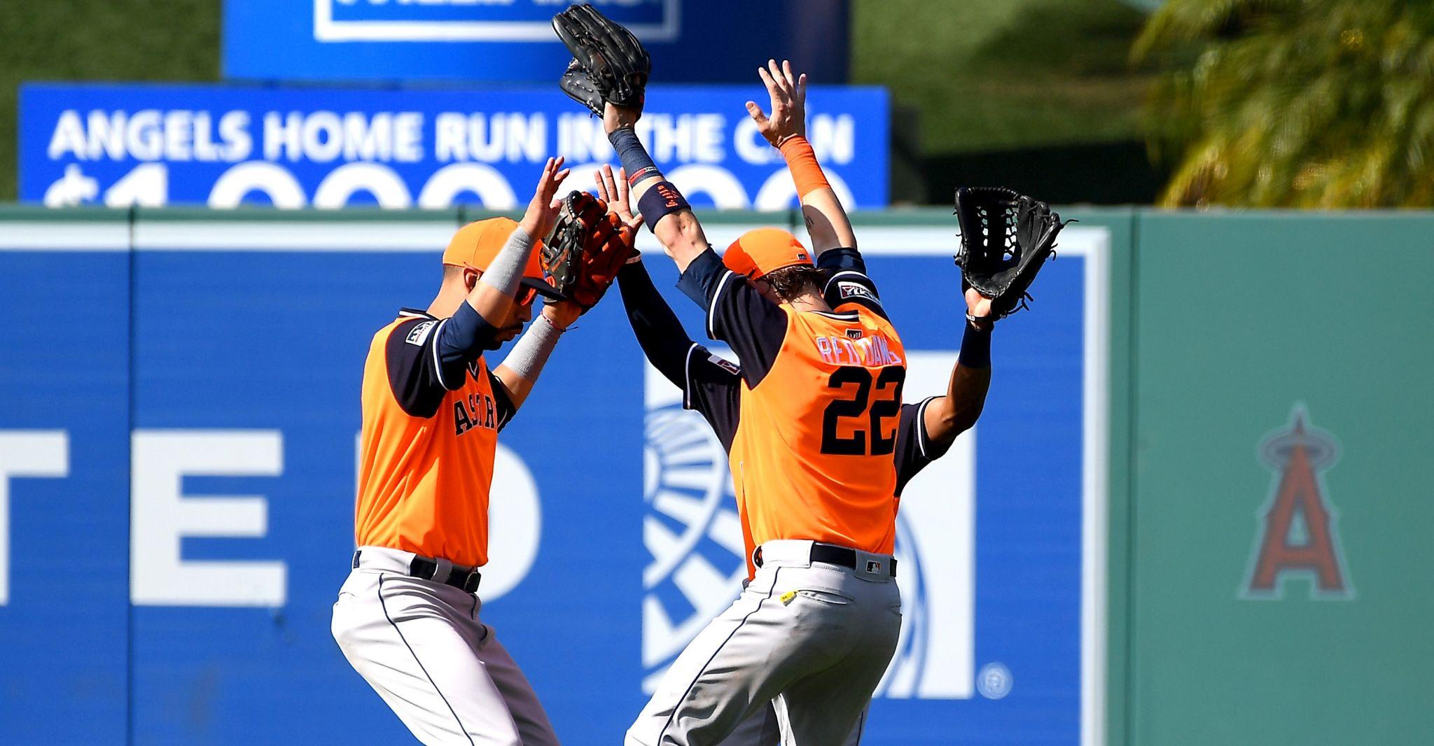 0fe710ebd Astros Balls   Strikes  Pivotal series against A s looms. Chandler Rome