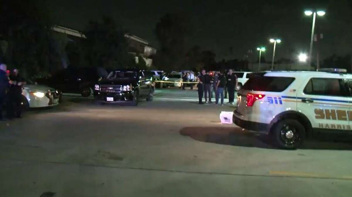 An off-duty deputy shot and killed an armed man while working security at a club in the 8800 block of Airline, on Monday, Aug. 27, 2018.