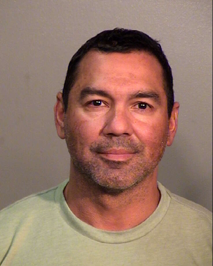 David Ruiz, 49, now faces a Class A misdemeanor domestic violence charge. He was booked into the Bexar County Jail on a $3,500 bond and has since bailed out of jail. Photo: Bexar County Jail