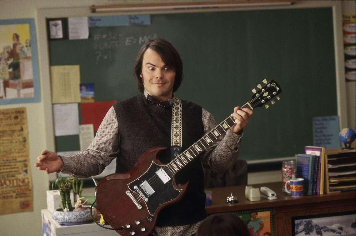 School of Rock (2003) Available on Netflix Sept. 1