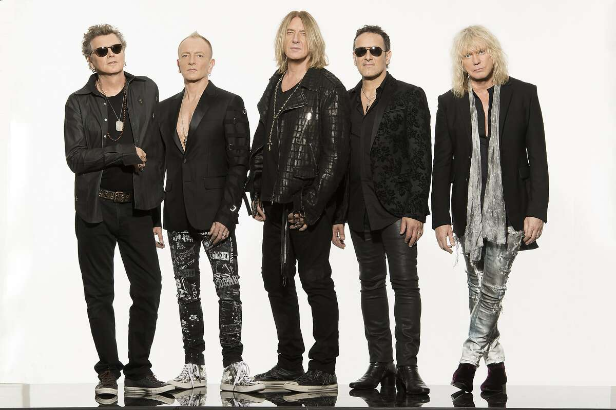 Def Leppard and Journey make tour stop in Houston Time: 7 p.m. Location: Toyota Center Price: $50-$180 Event link